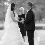 formal wedding shot photography i do