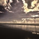 atlantic beach landscape photography