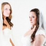 bridal portrait session